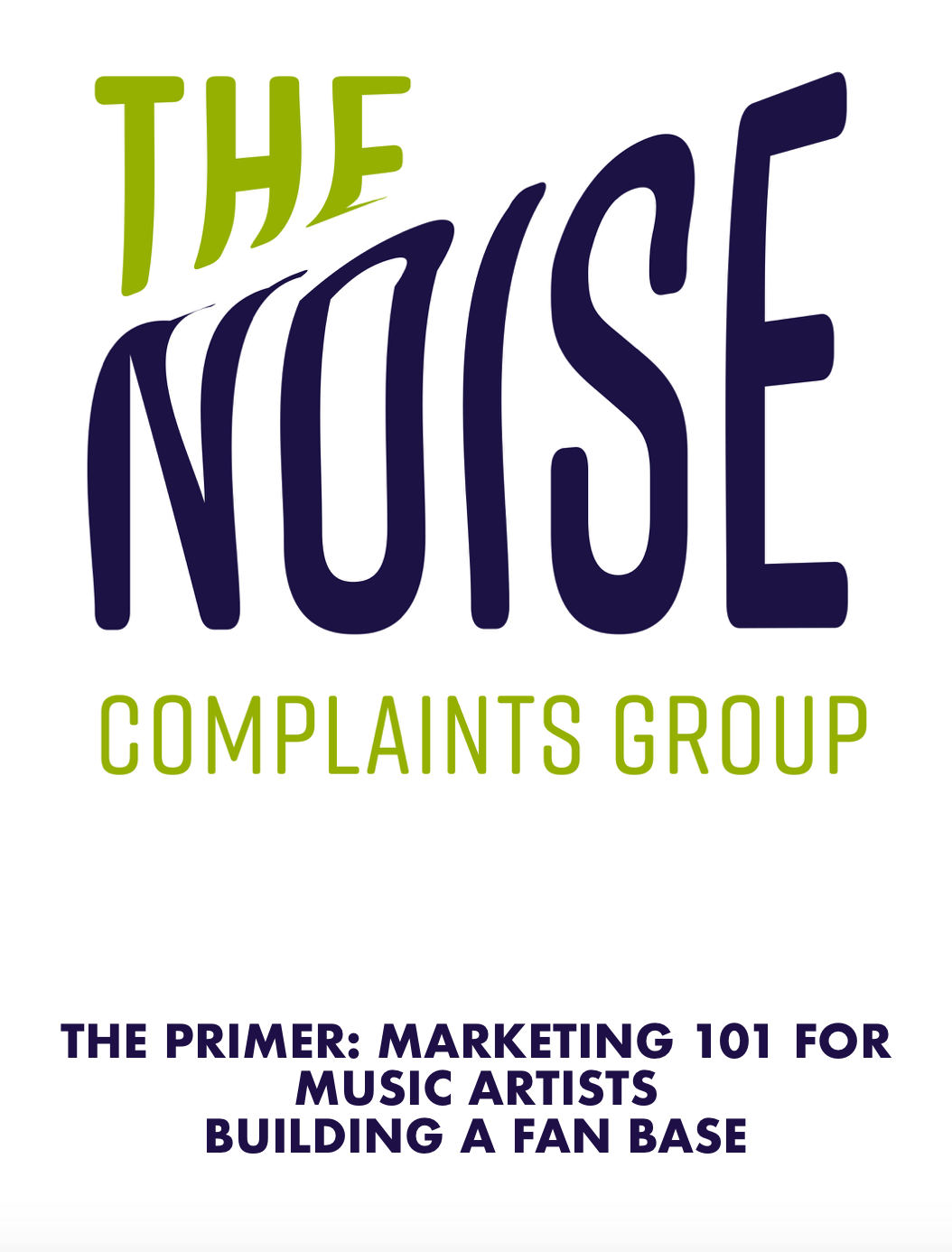 the primer music marketing 101 building a fan base
