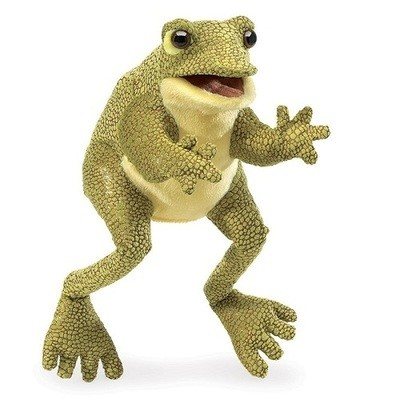 Puppet - Funny Frog