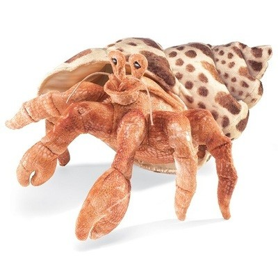 Puppet - Hermit Crab
