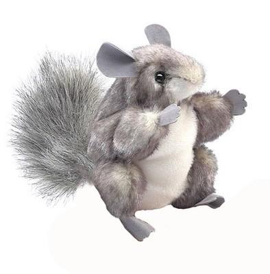 Puppet - Mini Chinchilla