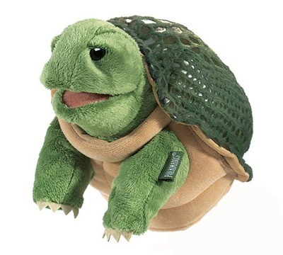 Puppet - Little Turtle