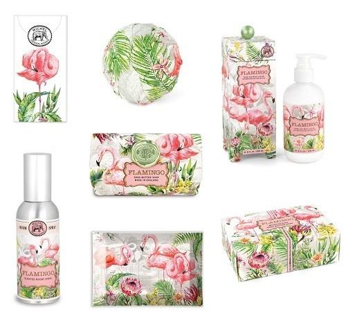 Botanical Bath - Flamingo