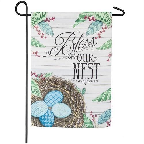Garden Flag - Bless Our Nest