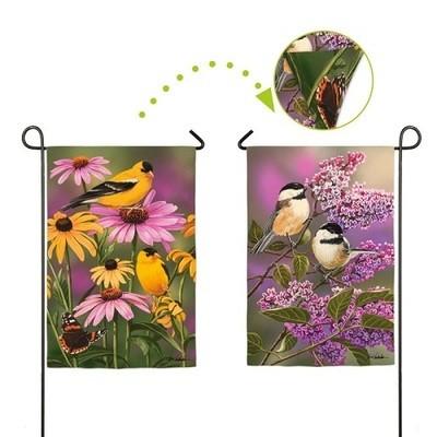 Garden Flag - Doubled Sided Garden