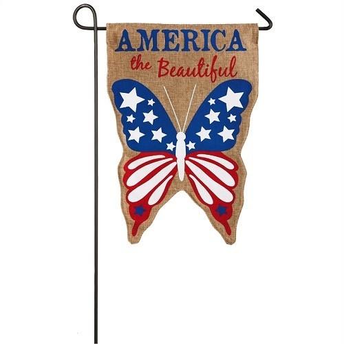 Garden Flag - America the Beautiful