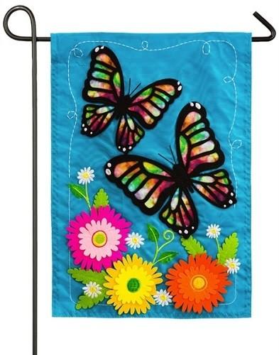 Garden Flag - Butterfly Beauty