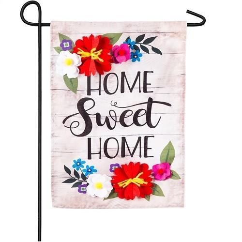 Garden Flag - Home Sweet Home