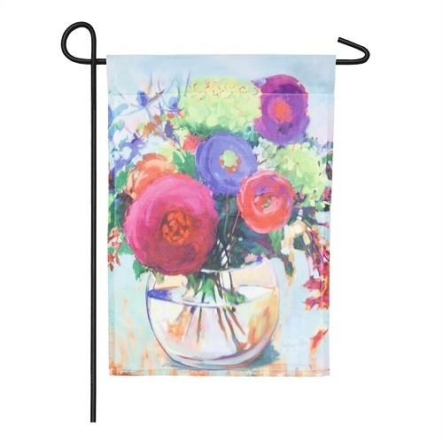 Garden Flag - Floral Bouquet
