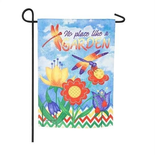 Garden Flag - No Place