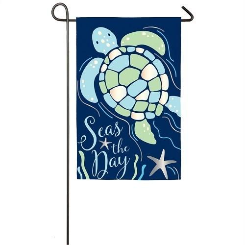 Garden Flag - Seas the Day