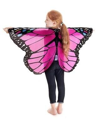 Dress Up Butterfly Wings