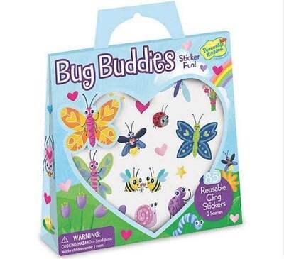 Bug Buddies Sticker Tote