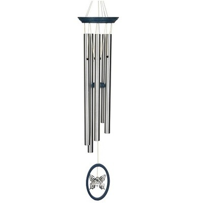 Wind Chime - Whimsical Butterfly