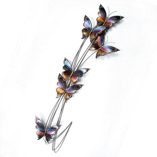 Copper Art - Butterfly Trail Six