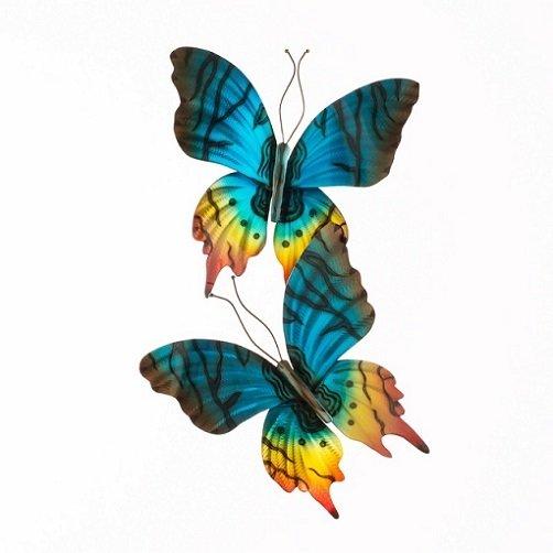 Copper Art - Sunset Moth Double