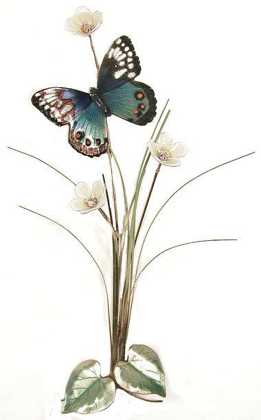 Bovano - Butterfly Blue Beauty