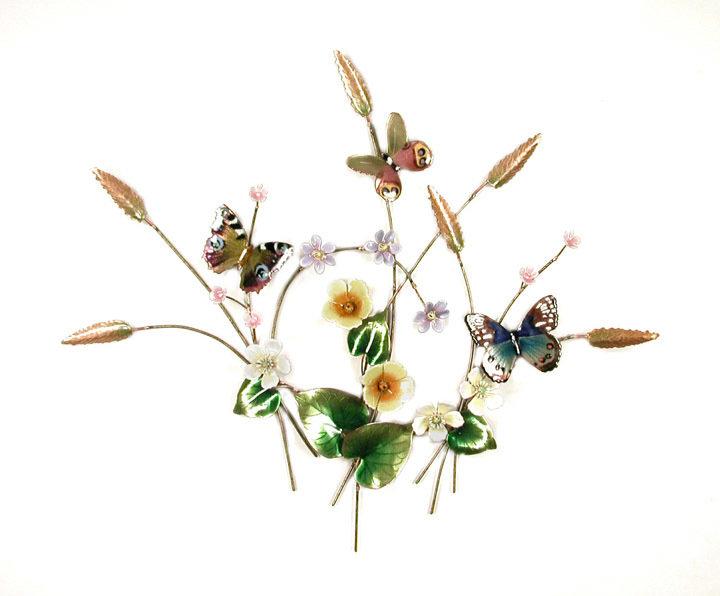 Bovano - Butterflies in Flower Meadow
