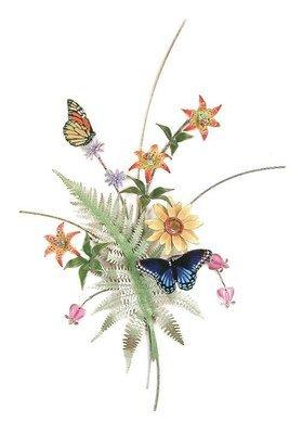 Bovano - Butterflies with Fern