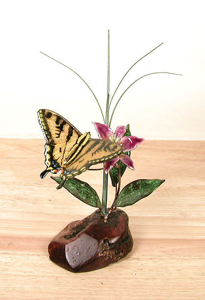 Bovano - Table Top Swallowtail