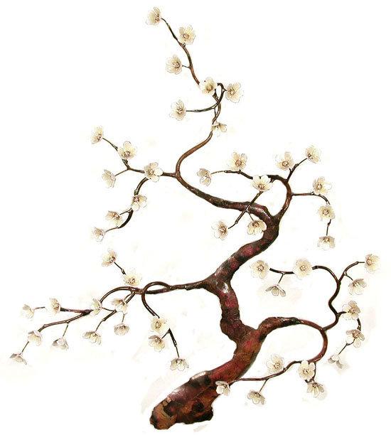 Bovano - Tree White Blossom