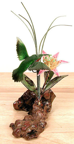 Bovano - Table Top Hummingbird