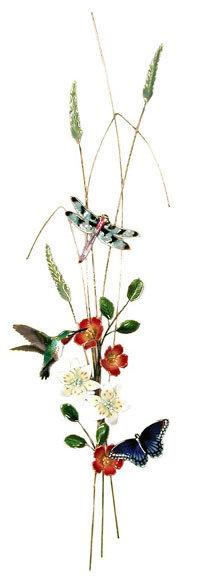 Bovano - Hummingbird, Dragonfly & Butterfly