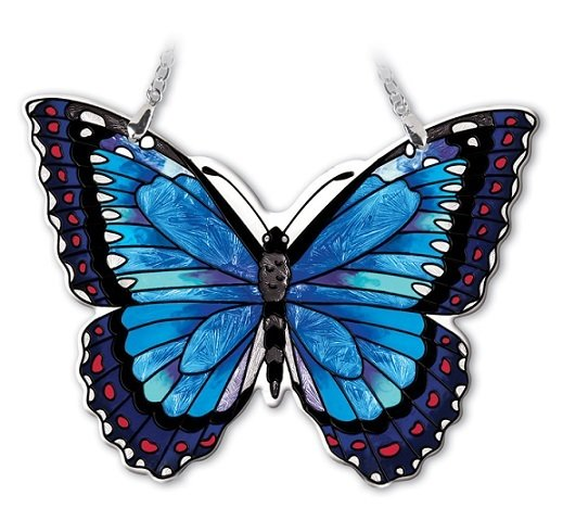 Sun Catcher Butterfly Morpho