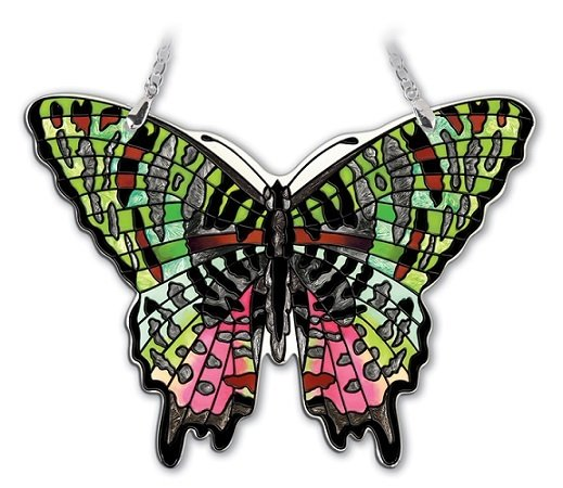 Sun Catcher Butterfly Sunset Moth