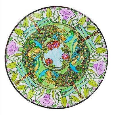 Birdbath Bowl - Secret Garden