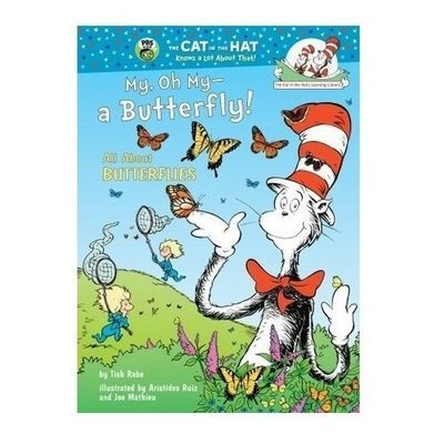 Book - My, Oh My-a Butterfly!