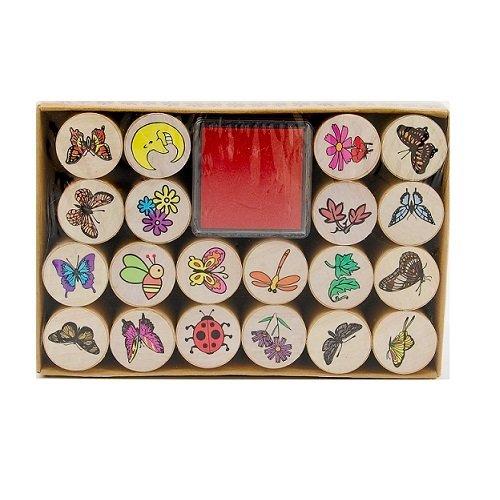 Wooden Stamp Sets