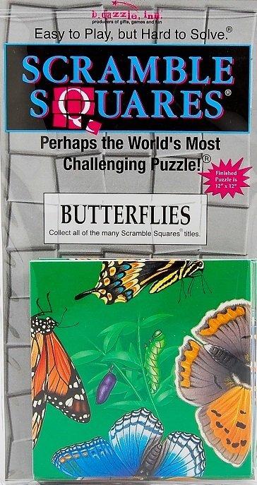 Puzzle - Scramble Squares