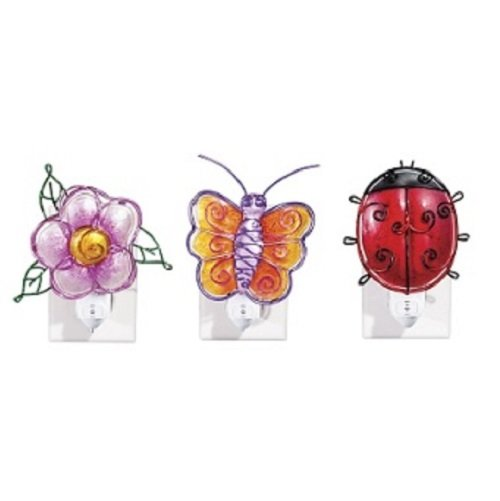 Night Lights - Flower , Butterfly or Ladybug