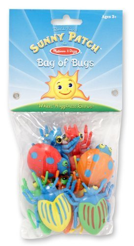 Litter of Lizards or Bag of Bugs