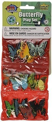 Butterfly Play Set