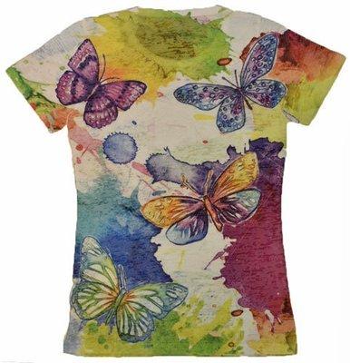 T-Shirt - Ladies Splash