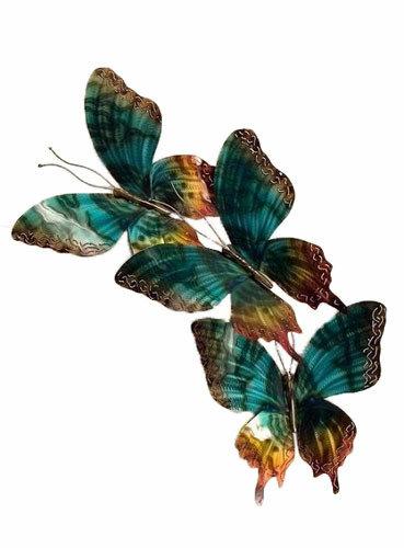Copper Art - Sunset Moth Triple