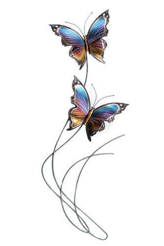 Copper Art - Butterfly Trail Two
