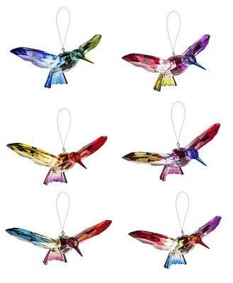 Acrylic Rainbow Hummingbird