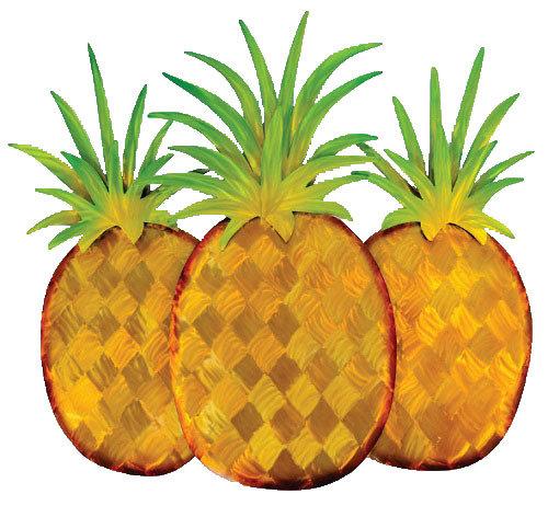 Copper Art - Pineapple Triple