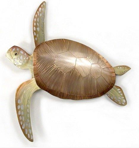 Copper Art - Sea Turtle