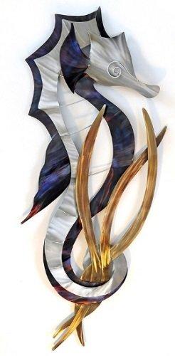 Copper Art - Seahorse