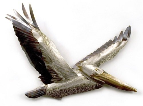 Copper Art - Pelican