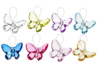 Acrylic Butterfly Small