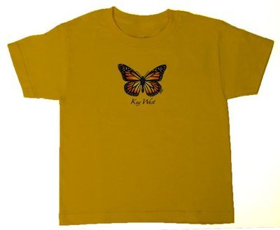 T-Shirt - Glitter Butterfly Youth