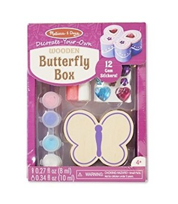 Decorate Your Own Butterfly