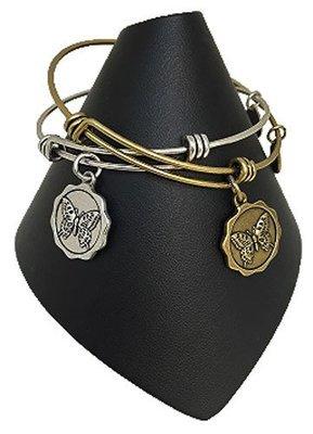 Bella Ryan Butterfly Bracelet