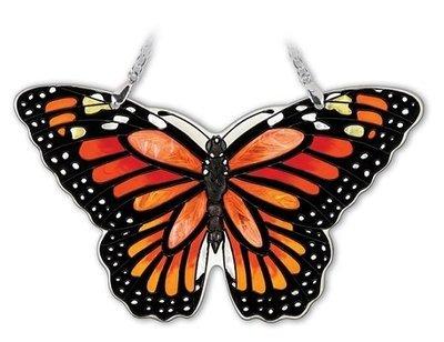 Sun Catcher Butterfly Monarch