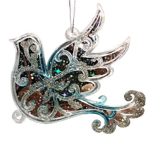 Ornament - Acrylic Dove