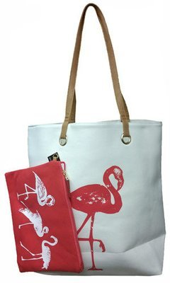 Bag - Cabo Flamingo Set